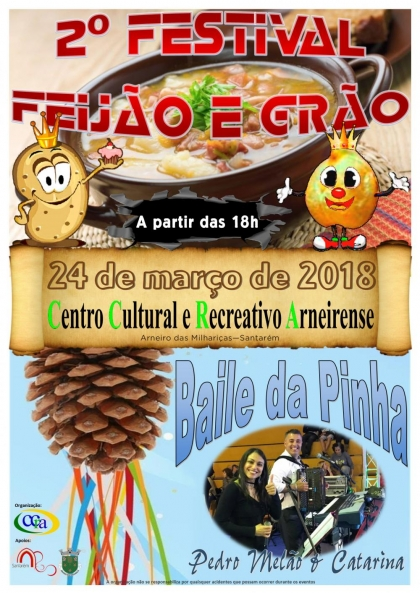 2º Festival do Feijão e do Grão